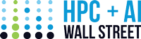 HPC + AI on Wall Street Logo