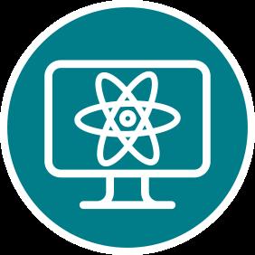 icon for quantum computing